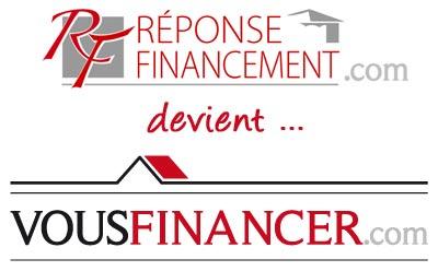 Reponsefinancement.com devient vousfinancer.com
