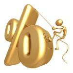 taux interet pret immobilier
