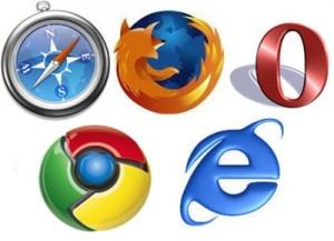 principaux navigateurs web