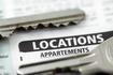clefs sur journal a la page locations