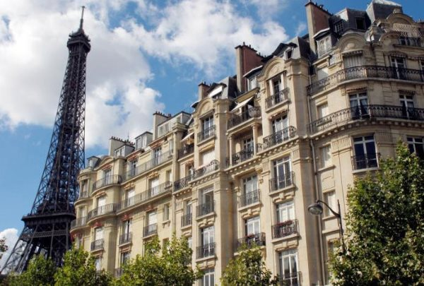Immobilier Paris de luxe