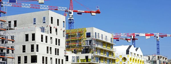 Logement en construction