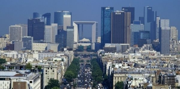 Quartier d'affaire de la Défense