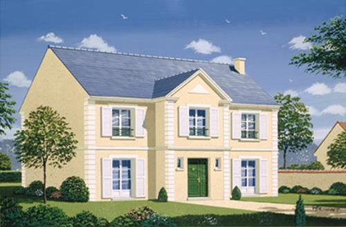 Construire sa maison est ce un bon plan en 2016 for Modele architecture maison